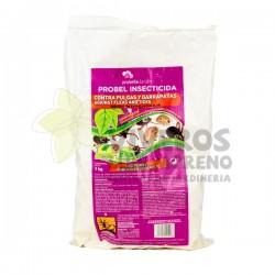 Probel Insecticida contra pulgas y garrapatas 1KG Probelte Jardín
