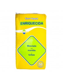 Tierra Vegetal Enriquecida SUBSTRACOMP 50L