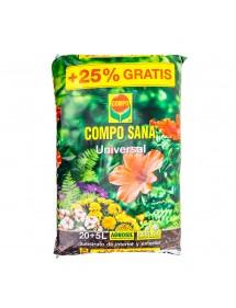 Sustrato Universal CompoSana COMPO 25L