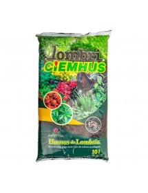 Sustrato Humus de Lombriz CIEMHUS 10L