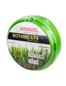 Manguera de Riego Botanic LTX MG MAIOL 15mmx25metros