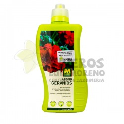 Fertilizante Líquido Geranios 1L Massó