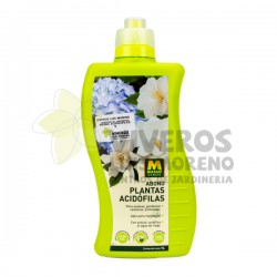 Fertilizante Líquido Plantas Acidófilas 1L Massó