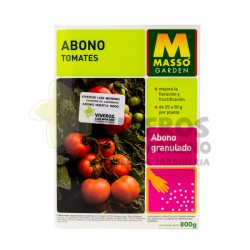 Abono Granulado Tomates Massó 800GR