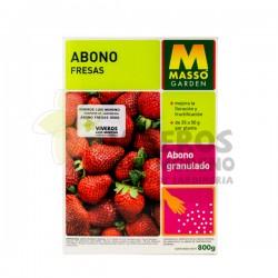 Abono Granulado Fresas Massó 800GR
