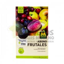 Abono Granulado Frutales Massó 800GR 100% Natural