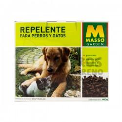 Repelente para Perros y Gatos Granulado Massó 400GR