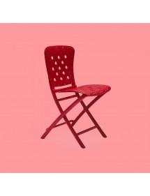 Silla Zac Spring NARDI Rojo