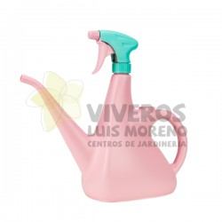 Regadera Duetto Candy Dos en UNO Rosa 1250ML EPOCA