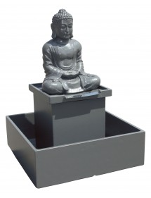 Fuente Liviana Buda 110cm Carbón FRAMUSA