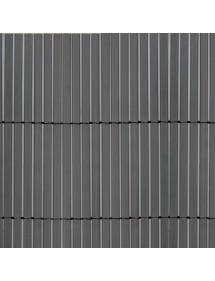 Cañizo Sintético doble cara Colorado Gris 2x5 metros TENAX GARDEN