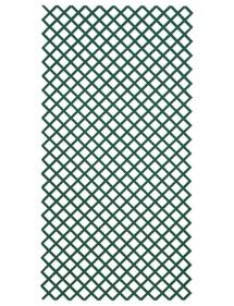 Celosía panel plástico Quadry 1x2 metros NORTENE