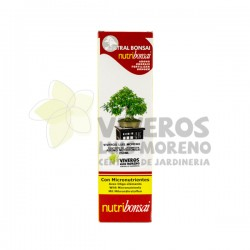 Abono Líquido Nutribonsai 250ML MISTRAL BONSAI