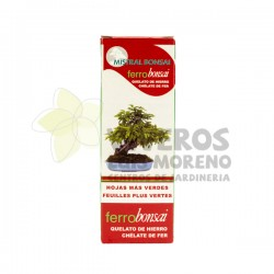 Quelato de Hierro Ferrobonsai 30ML MISTRAL BONSAI