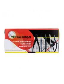 Estuche de Herramientas para Bonsai (Vacío) MISTRAL BONSAI