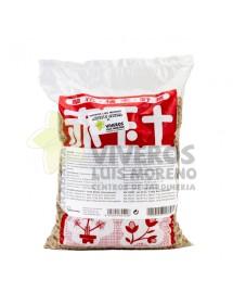 Sustrato Akadama grano pequeño 2L