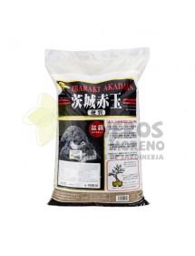 Sustrato Ibaraki Akadama grano medio 14L