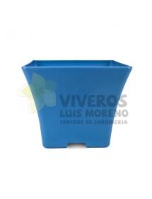 Maceta de Plástico Azul MISTRAL BONSAI
