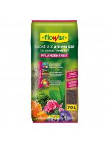 Sustrato Universal Pflanzenerde FLOWER 70L