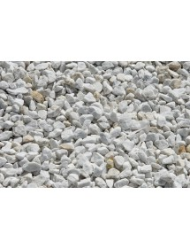 Piedra Blanca Triturada 20/25mm