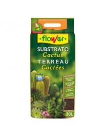 Sustrato Cactus Flower 20L