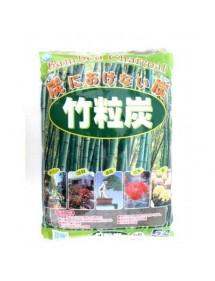Carbón Bambú Bonsai 5L Grano Pequeño