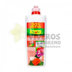 Fertilizante Líquido Geranios Flower 1300ML