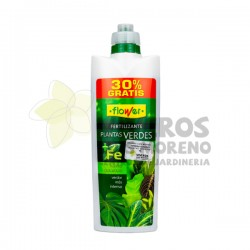 Fertilizante Líquido Plantas Verdes Flower 1300ML