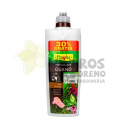 Fertilizante Líquido Guano Flower 1300ML