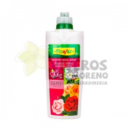 Fertilizante Líquido Rosales - Rosas Flower 1000ML