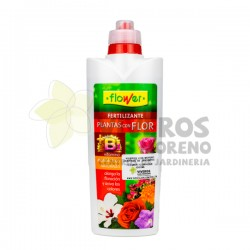 Fertilizante Líquido Plantas con Flor Flower 1000ML
