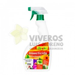 Insecticida Polivalente Flower 750ML