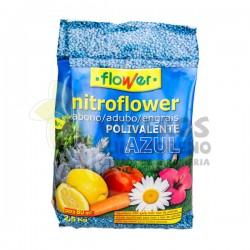 Nitroflower – Abono Polivalente Azul Flower 2,5KG