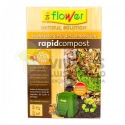 Acelerador de la Descomposición RapidCompost 100% Natural Flower