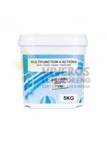 Pastillas Multifunción 4 Acciones 5KG