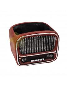 Macetero Radio Antigua pequeña