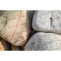 Piedras y Corteza